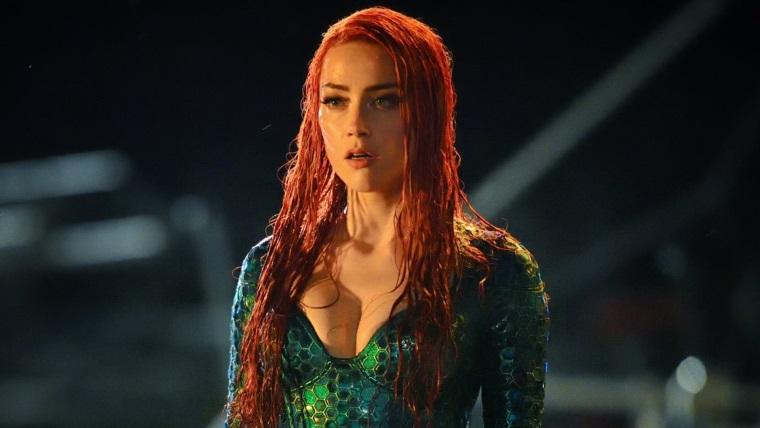 Aquaman'in çekimleri tamamlandı