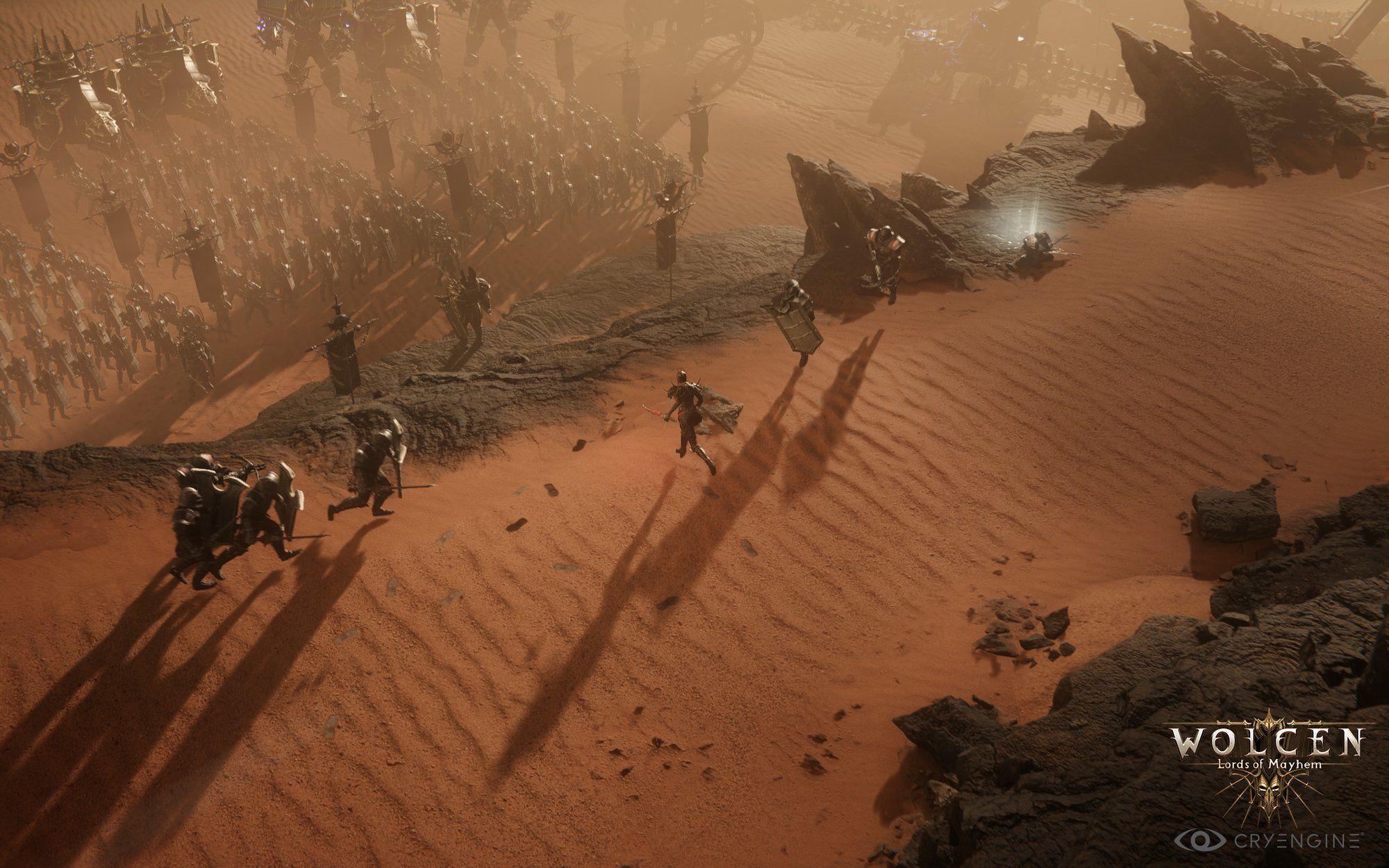 Wolcen: Lords of Mayhem çıkışından kısa süre sonra 127,000 anlık oyuncuya ulaştı