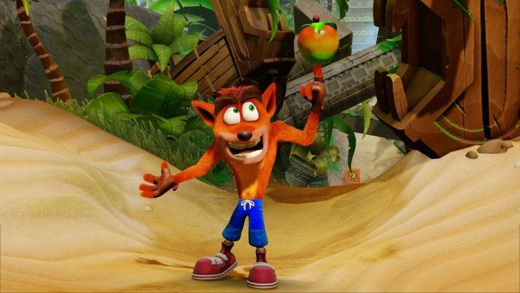 Crash Bandicoot N. Sane Trilogy için yeni bir seviye geliyor