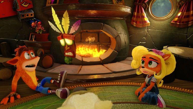 Crash Bandicoot N. Sane Trilogy'ni FPS kilidi kaldırılabiliyor!