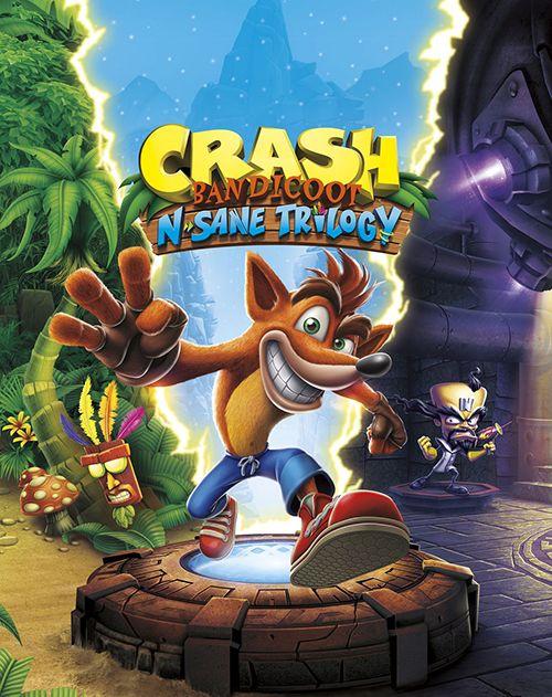 Crash Bandicoot N. Sane Trilogy'nin final kapağı yayınlandı