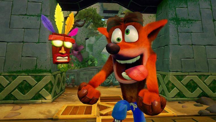 Crash Bandicoot N. Sane Trilogy diğer platformlara geliyor