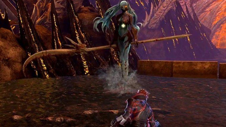 Code Vein için boss savaşı içeren bir video yayınlandı