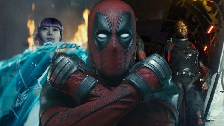 Deadpool 2 için yayınlanan poster ekibi bir araya getiriyor