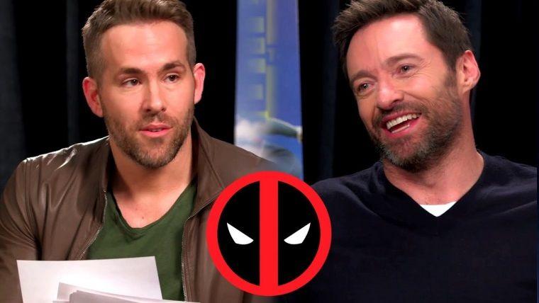 Deadpool, Hugh Jackman'ın kutlama videosunu sabote etti