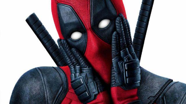 Deadpool 2 setinden bir görsel daha