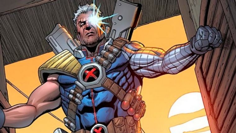 Deadpool 2'nin Cable'ı ortaya çıktı