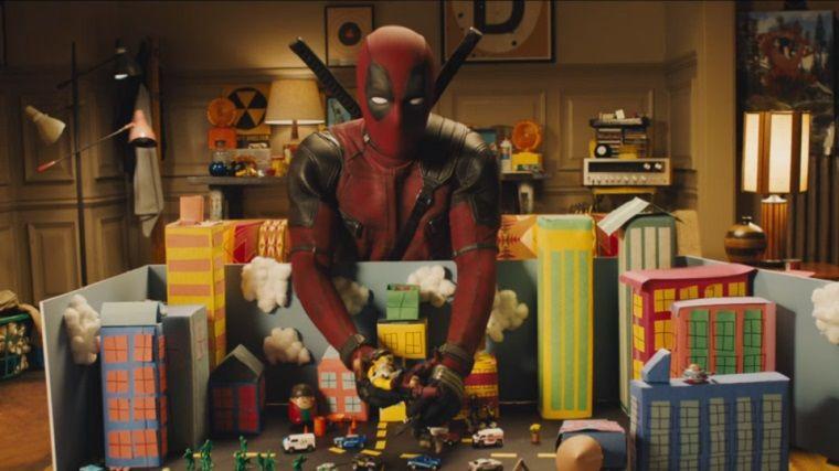 Deadpool 2'nin yeni fragmanı ateş ediyor