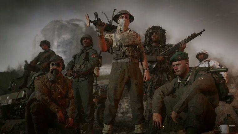 CoD: WWII'nin yeni haritası PlayStation Store üzerinden sızdırıldı