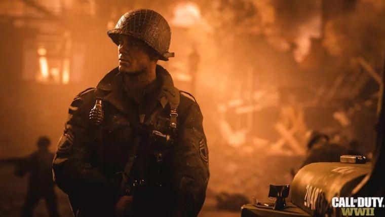 Call of Duty WWII: Vanguard serinin yeni oyunu olabilir