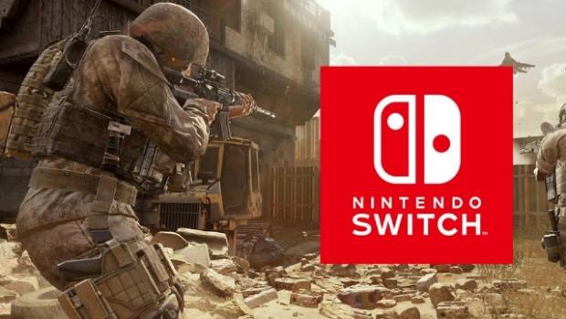 Call of Duty: WWII Switch'i es geçiyor