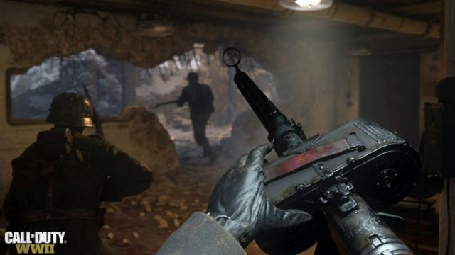 Call of Duty: WWII'den 13 dakikalık çoklu oyuncu oynanış videosu