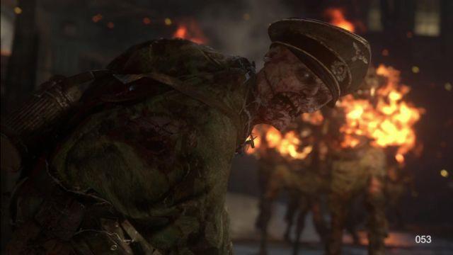 Call of Duty: WWII'nin zombi videosu sızdırıldı