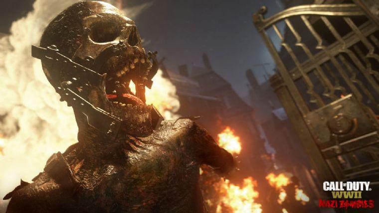 Call of Duty, Nazi Zombi videosu resmi olarak yayınlandı