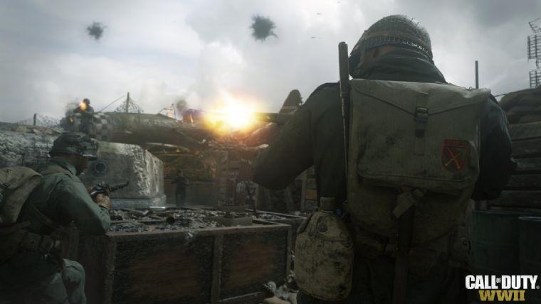 Call of Duty: WWII için yeni bilgiler gün yüzüne çıktı