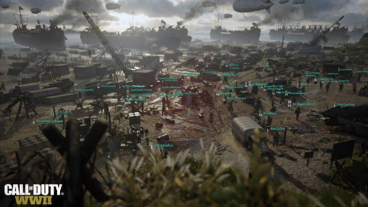 Call of Duty: WWII Headquarters duyuruldu
