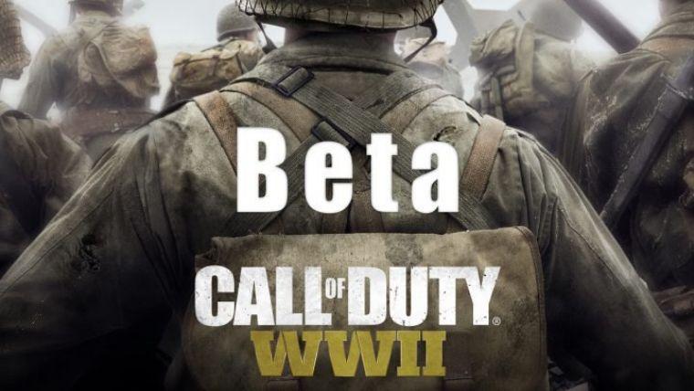 Call of Duty: WWII'nin Betasına daldık!