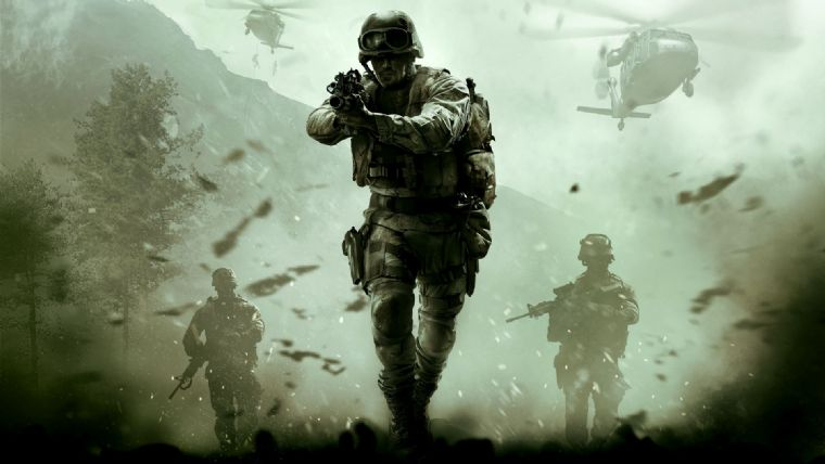 Call of Duty 2018'de Modern Warfare'e dönebilir