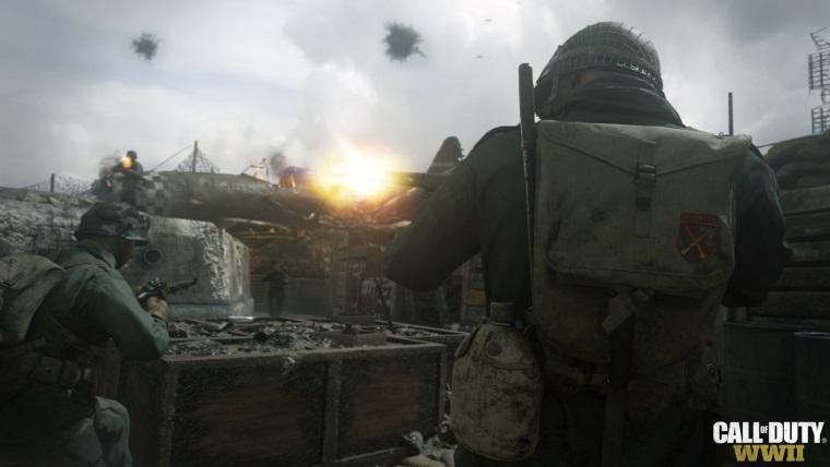 Call of Duty: WWII PC beta tarihi ve sistem gereksinimleri açıklandı