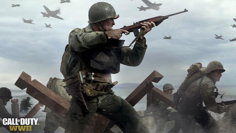 Call of Duty: WWII'nin silahları ve haritaları sızdı