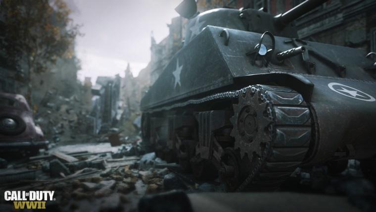 Call of Duty: WWII çalındı