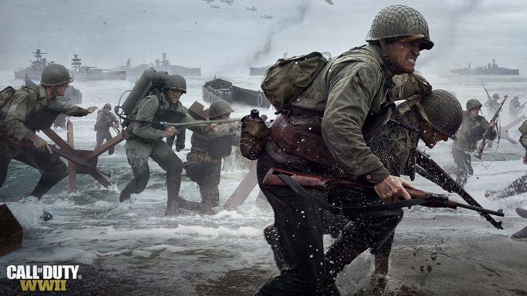 Call of Duty: WWII oyuncuları banlanıyor