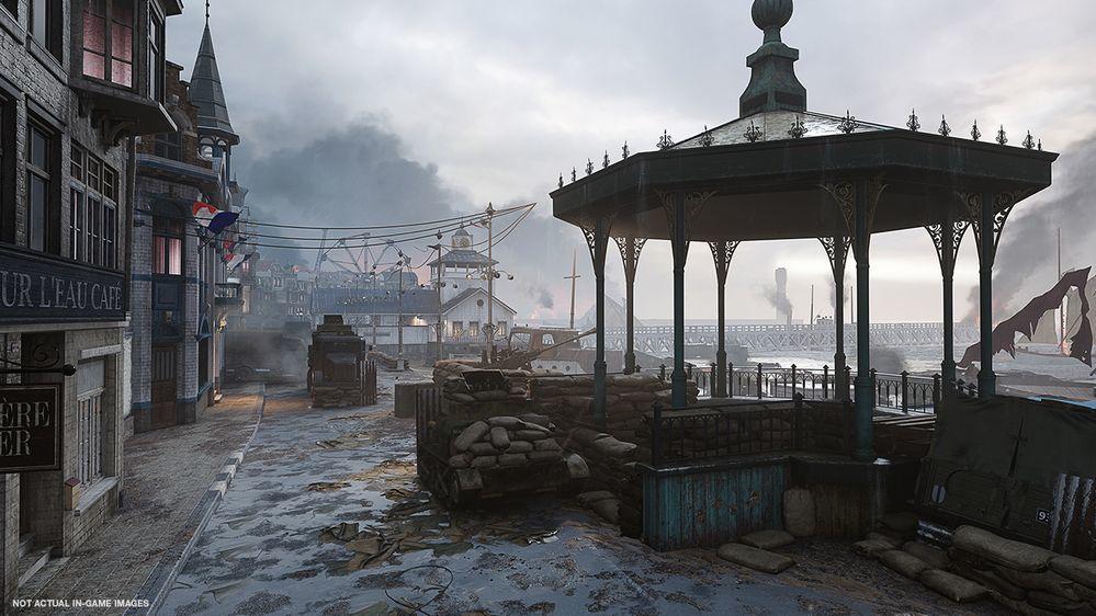 Call of Duty: WWII'nin yeni ek paketi ile Dunkirk'e gidiyoruz