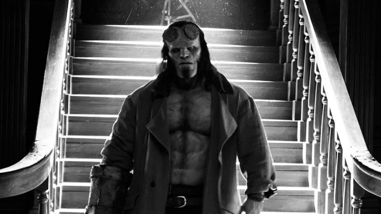 Karşınızda yeni Hellboy!