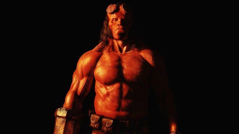 Hellboy'un çekimleri tamamlandı