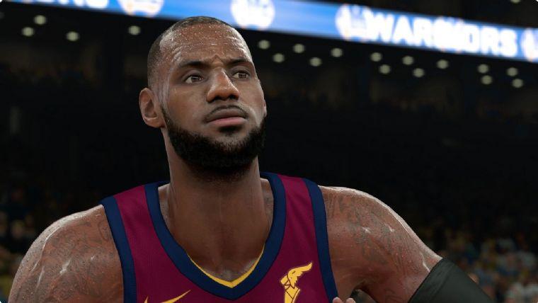 NBA 2K18 ve NBA 2K17'nin grafik karşılaştırılması yapıldı