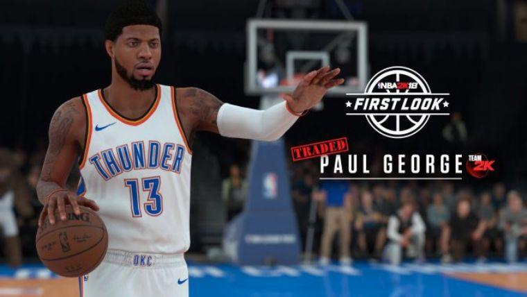 NBA 2K18'den ilk oyun içi fragman geldi