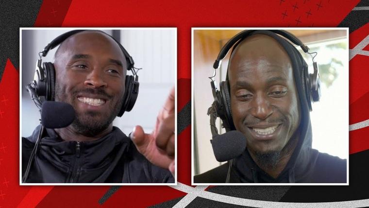 Kobe Bryant ve Kevin Garnett NBA 2K18'de konuk yorumcular olacak
