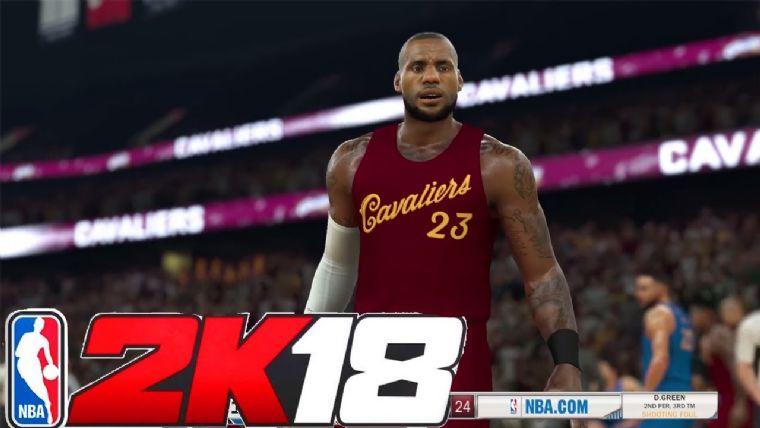 NBA 2K18'in Switch sürümü diğer konsollar ile aynı olacak