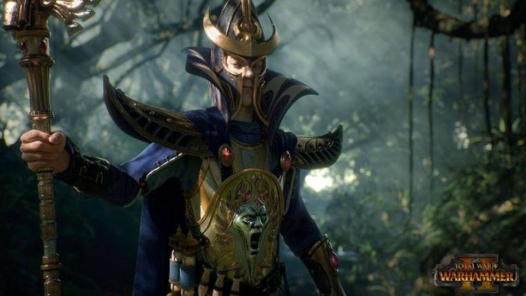 Total War: Warhammer 2'nin haritasına yakından bakıyoruz