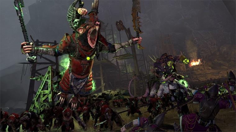 Total War: Warhammer 2'de tam 117 faction bulunacak