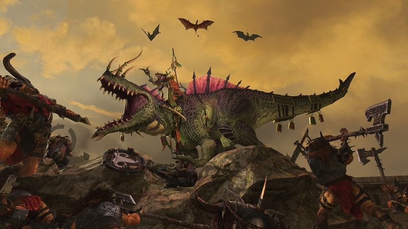 Total War: Warhammer II - The Silence and The Fury inceleme