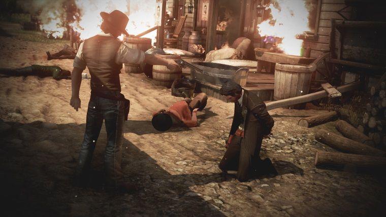 Wild West Online için at üstünde savaş fragmanı geldi