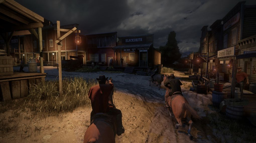 Vahşi batı temalı Wild West Online, Steam'da erişime açıldı