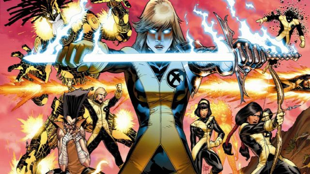 X-Men New Mutants'ın çekimleri başlıyor