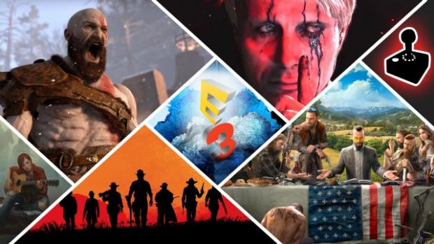 E3 2017'de çıkacak oyun haberleri ve videolarını bekliyoruz