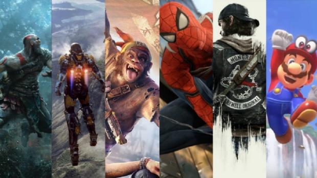 E3 2017'nin en iddialı oyunu sizce hangi yapım oldu?