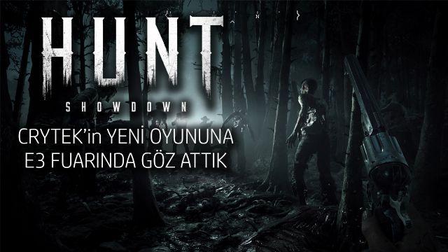 Crytek'in Yeni Oyunu HUNT: SHOWDOWN