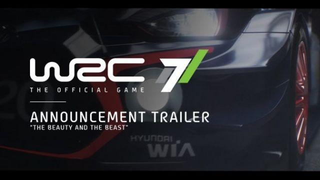 WRC 7 duyuruldu