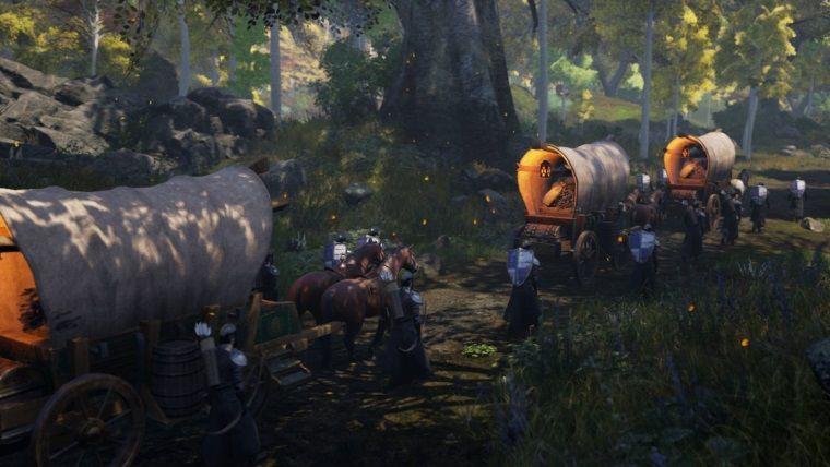 Ashes of Creation için ilgi çekici bir oynanış videosu yayınlandı