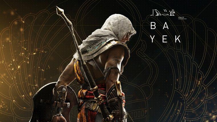 AC: Origins'in ana karakteri mobil oyun Legacy of Discord'a geldi