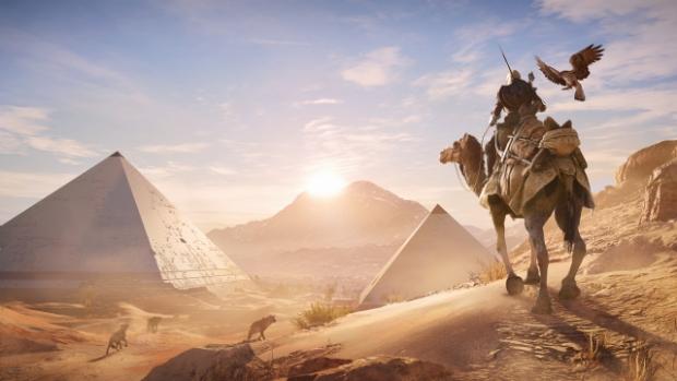 Assasin's Creed: Origins'in Haritaları Uçsuz Bucaksız Olacak