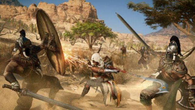 Assassin's Creed: Origins'ten yeni fragman yayınlandı