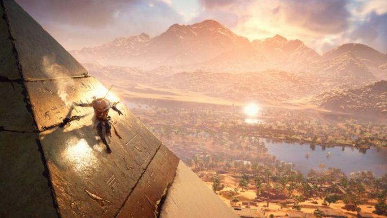 Assassin's Creed: Origins'in Gamescom 2017 fragmanı geldi