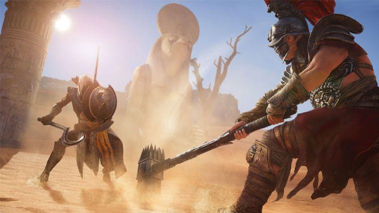 Assassin's Creed Origins'in haritası yayınlandı