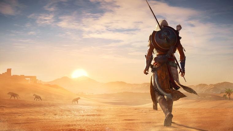 Assassin's Creed: Origins binlerce NPC'ye sahip olacak